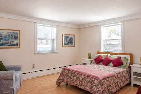 Private Queen Bed&bath near Boston - Lexington - Haus