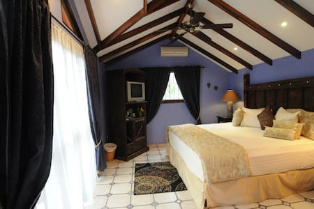 Tucan Room at #1 Rated B&B in CR