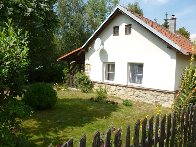 Vysočina, Country house/chalupa(URL HIDDEN) - Herálec - House