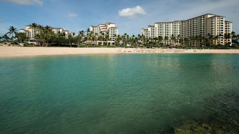 Spacious studio at the amazing Ko olina Beach