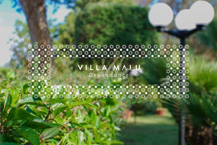 VILLA MALU • Beautiful dependance - Fontane Bianche - Haus