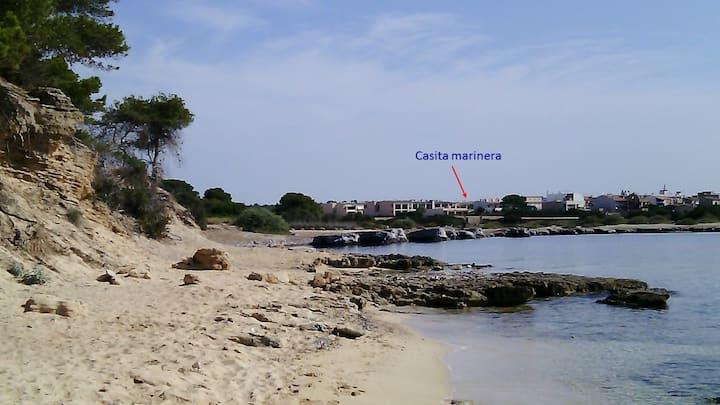 Casita Marinera al sur de Mallorca