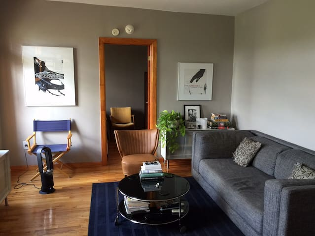Bright Airy 1 Bed in Williamsburg - Brooklyn - Apartment