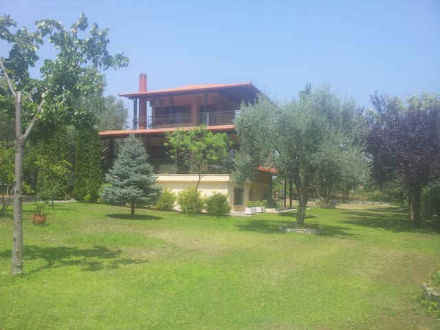 IDEAL FAMILY VACATIONS!!! - Λιτόχωρο Plaka - Villa