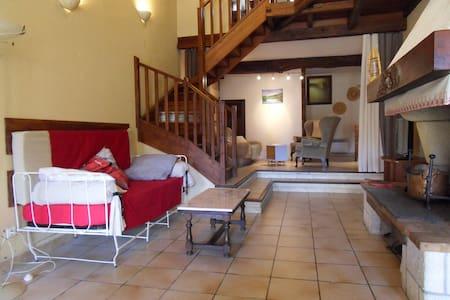 Gîte l'Eterlou Ariégeois - Apartment