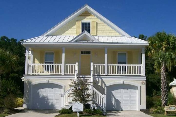 Myrtle Beach House - Close to Ocean, Private Beach