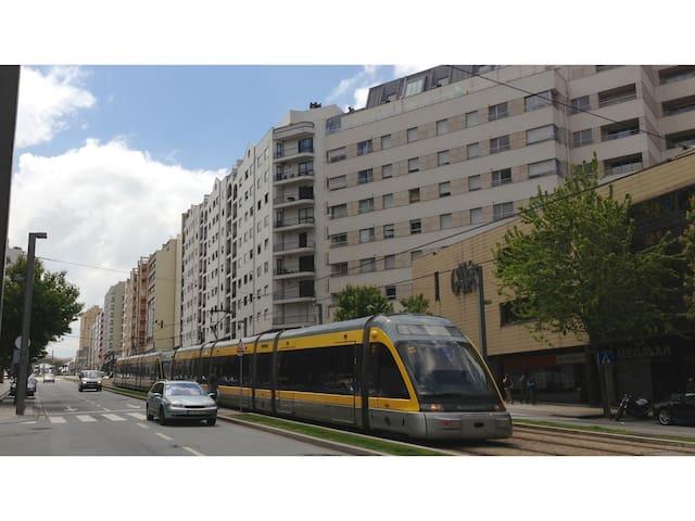 Apartamento no centro da cidade - Vila Nova de Gaia - Wohnung
