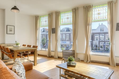 Great spacious apartment (110m²) - Sneek - Apartmen
