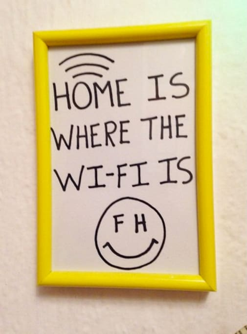 WIFI for everyone!