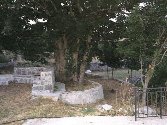 cottage in the national park - cetinje - Hus
