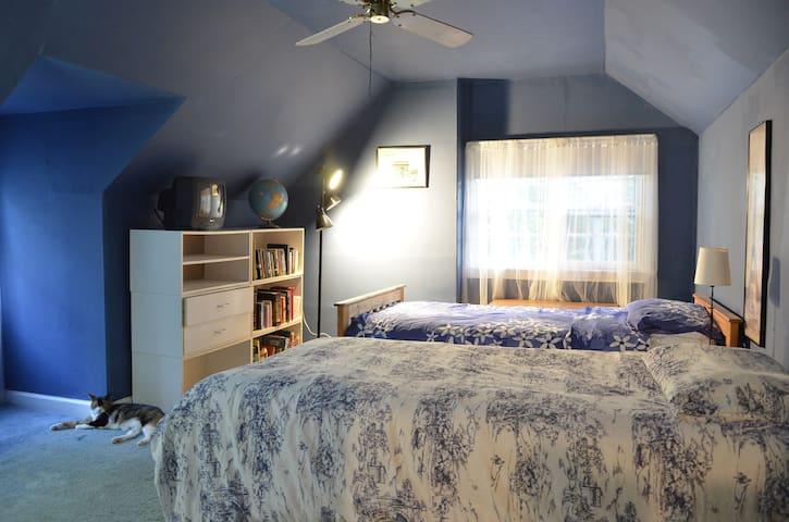 Asha's Room - Wayne - Huis