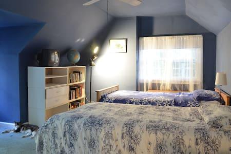 Asha's Room - Уэйн - Дом