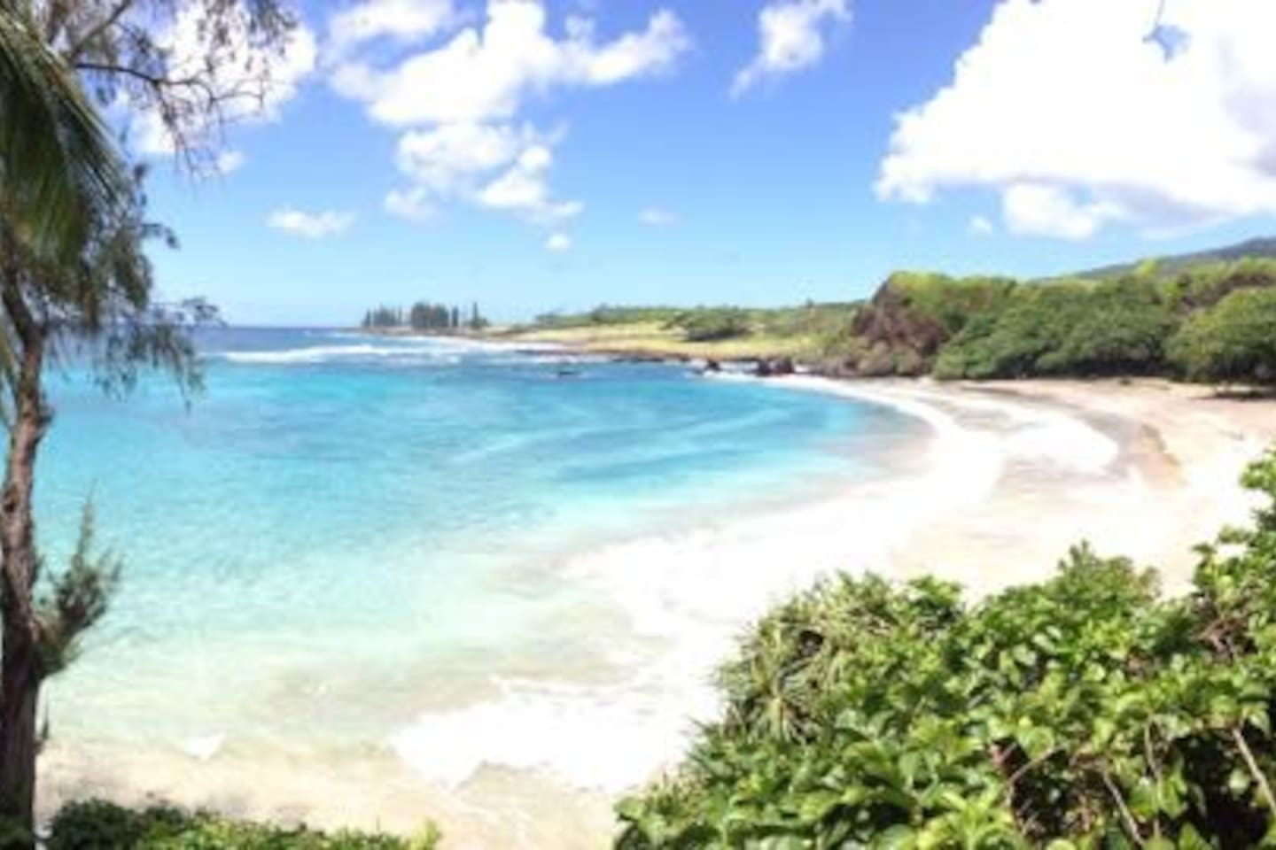 Homoa Beach in Hana, one of the world's ten best!