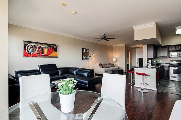Exclusive home at Medical Center. NRG, Zoo, Park - Houston - Apartament