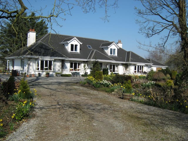 Barony House - Tullamore - Szoba reggelivel