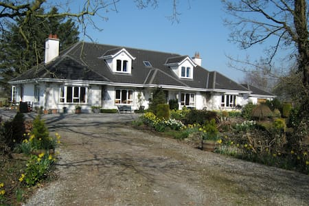 Barony House - Tullamore - Bed & Breakfast