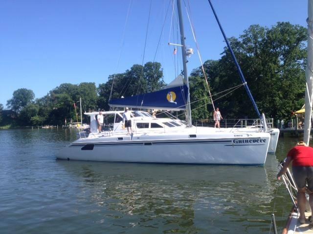 Luxury50ft Catamaran YachtAnnapolis