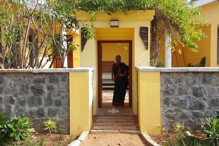 Ocean Song: beach-side villa on ECR - Chennai