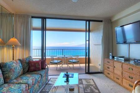 Junior Suite Oceanfront #707 - Lahaina - Társasház