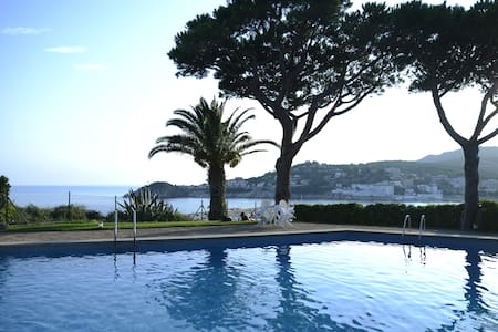 appartement in san feliu costa brava swimming pool - Sant Feliu de Guíxols - อพาร์ทเมนท์