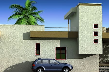 Villa 200 sq meters in 800 m Land - Tripoli