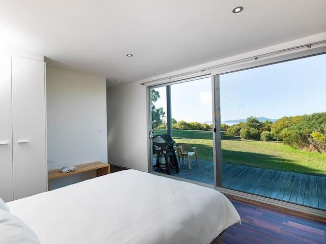 Mt Singapore Villas- 1 bedroom luxury villa - Yanakie - Villa