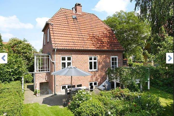 Wonderful house in Copenhagen