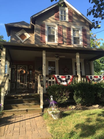 Nice Home close to Pope events!! - Haddon Township - Huis