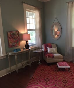 Upscale 2 BD house in Fondren. - Jackson - Hus