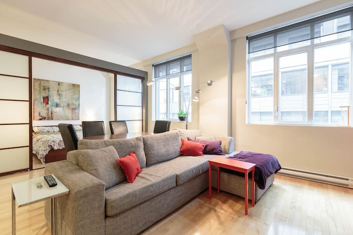 Downtown Montreal Modern Appartment
