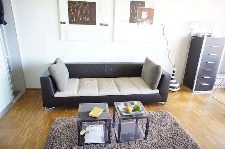 Designer Loft Appartement - central