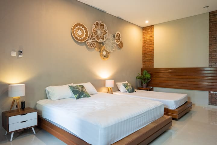 Family Room at Casa de Odua Yogyakarta