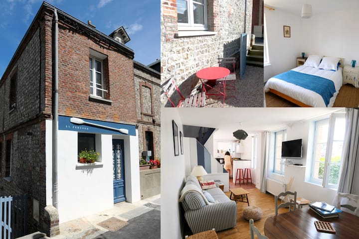 Lovely house at 50m from the beach - Étretat - Casa