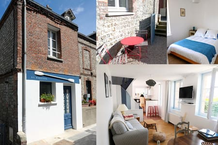 Lovely house at 50m from the beach - Étretat
