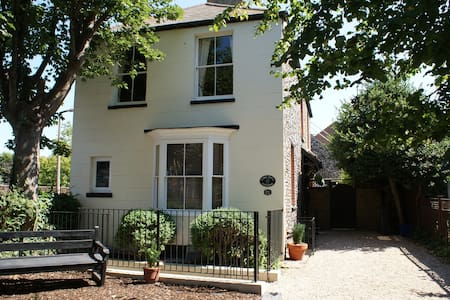 Large Period Cottage in St Peters - Broadstairs - Rumah