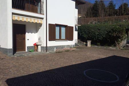 Casa vacanza - Casale Corte Cerro - Hus