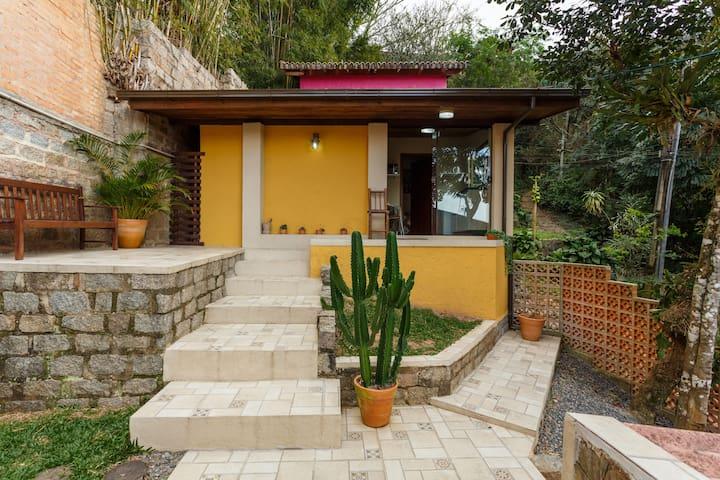 Plumeria Guesthouse - Na Lagoa da Conceição
