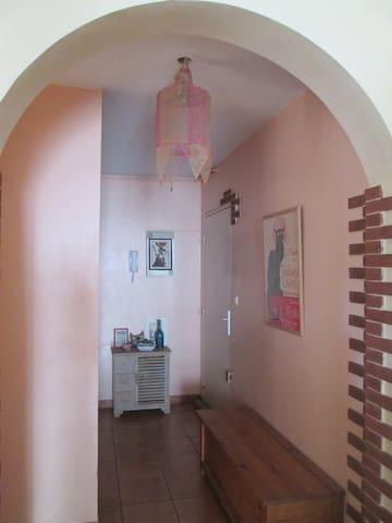 agreable T4 convivial, de caractère - Toulouse - Appartement