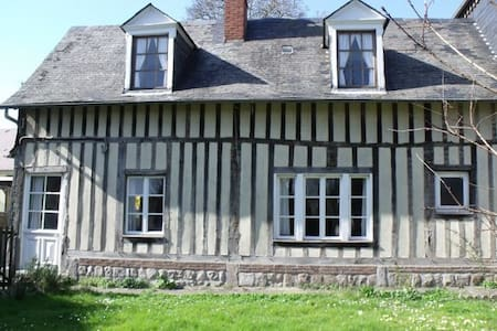 Traditional Normandy Cottage - Offranville - Rumah
