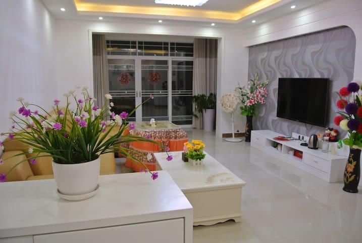 市中心清新公寓  (可住6人) - Zhangjiajie Shi - Wohnung