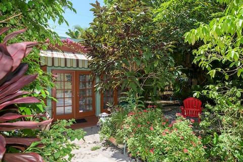 A-Charming Cottage Excelente ubicación en Pequeña Habana