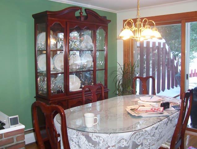 Home to share -Burlington, MA - Burlington - Casa