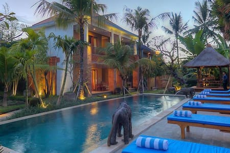 Boutique Rm1, Yoga,Pool, Bfst,Wifi - Ubud