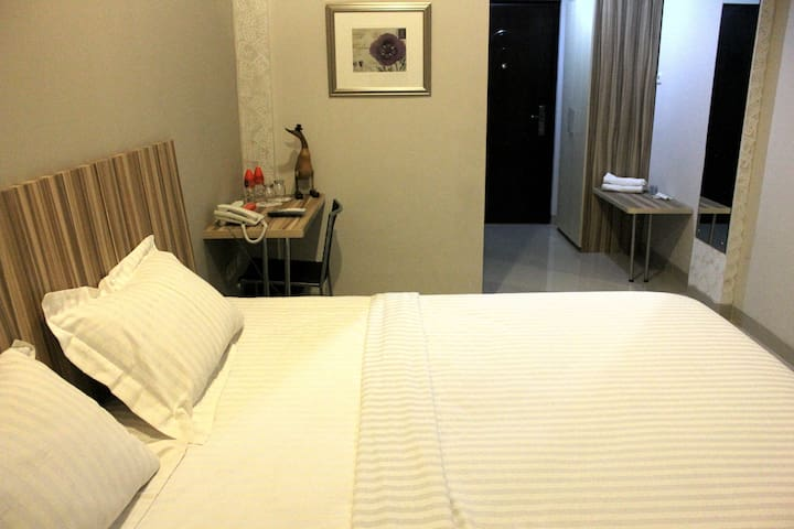 Deluxe room at Bale Ocasa hotel