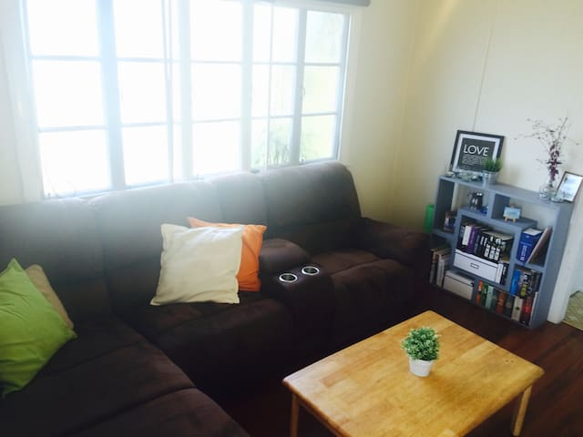 Cosy and central apartment - Woolloongabba - Huoneisto