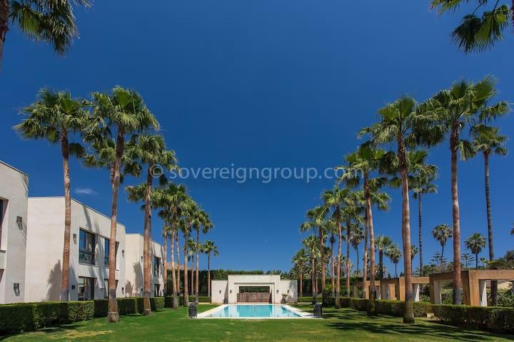 Villa Kabila - Los Barrios - Huis