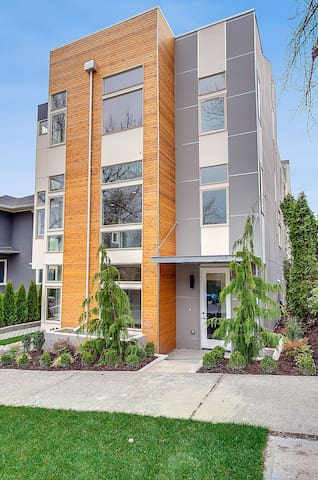 New, modern Townhouse in Central - Seattle - Townhouse