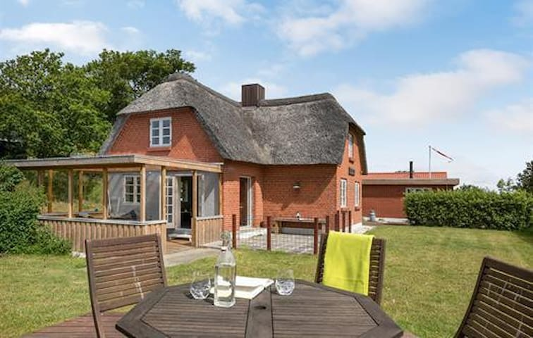 Cozy Holiday Home in  Struer, Jutland with a view