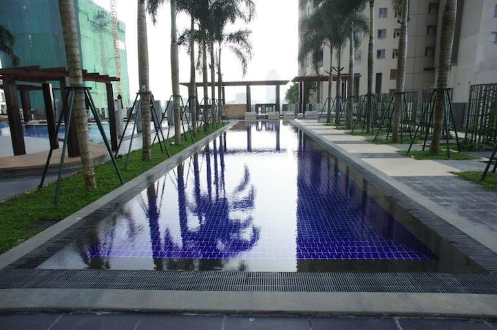 22nd Floor Luxury apartment in City - Colombo 2 - Leilighet