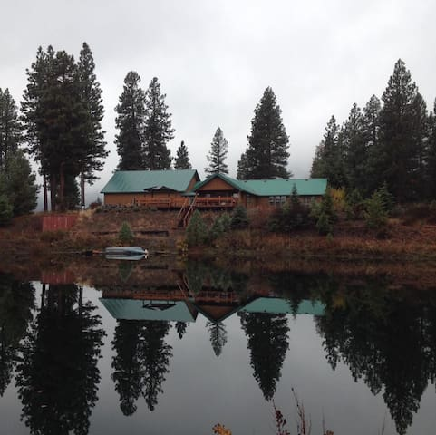 Cherry Creek Ranch - Klamath Falls - Huis